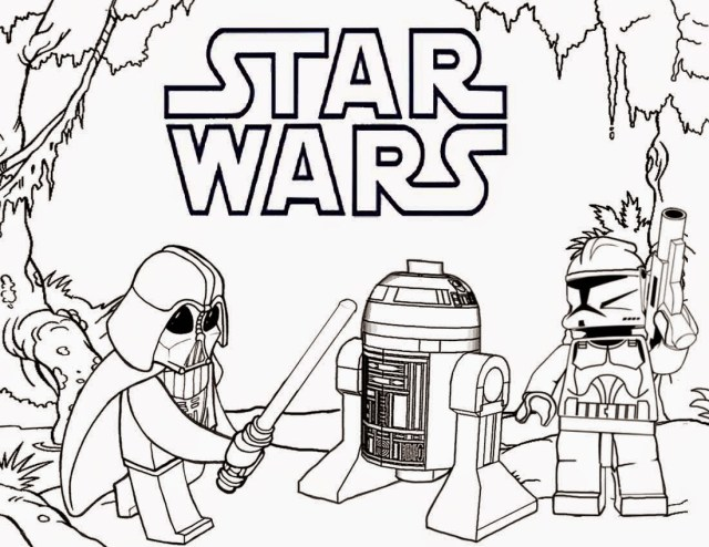Starwars Coloring Pages Star Wars Coloring Pages Free Printable Star Wars Coloring Pages