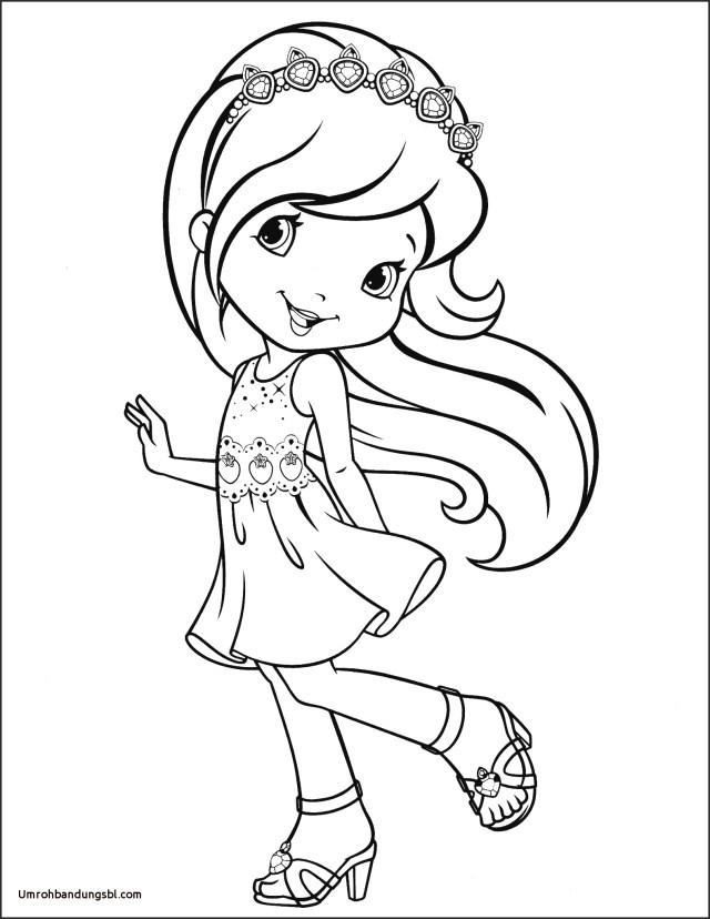 Strawberry Shortcake Coloring Pages Cherry Jam Strawberry Shortcake Coloring Pages Inspirational Endear