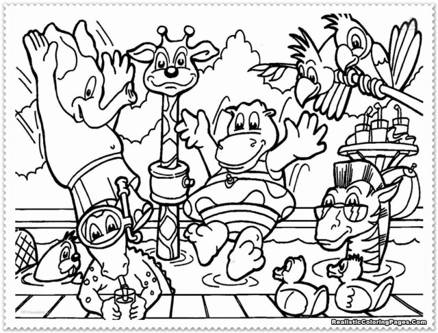 Zoo Animals Coloring Pages Just Arrived Zoo Animals Colouring Pages Advanced Animal Coloring