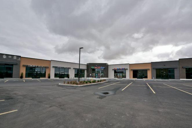 Entity Developments Fort Saskatchewan Daycare 1