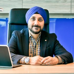Entity Developments Raminder Sodhi Portrait