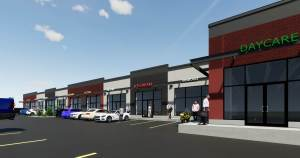 Entity Developments Stony Plain Retail B