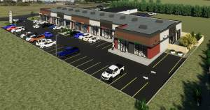 Entity Developments Stony Plain Retail C
