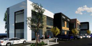 Entity Developments Chappelle Square Building E