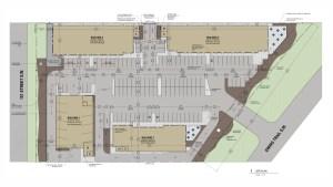 Entity Developments Ewing Plaza West Site Plan