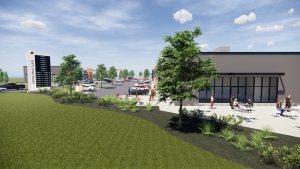 Entity Developments Ewing Plaza West NE
