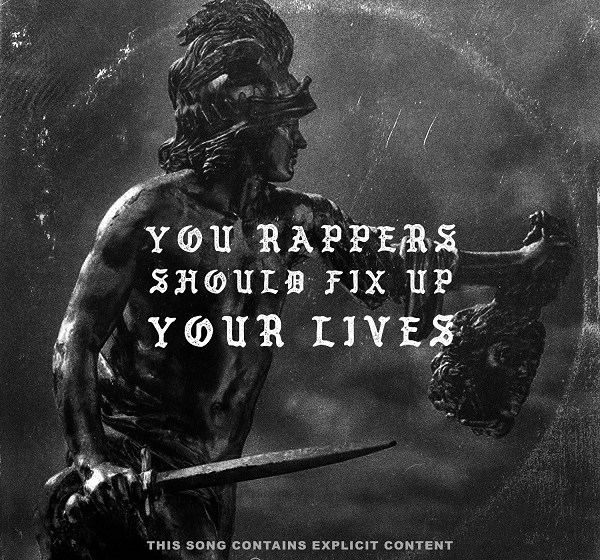 Instrumental : M.I Abaga – You Rappers Should Fix Up Your Lives