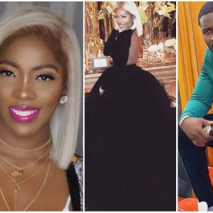 I must have really lost my mind to have wanted to leave Tiwa Savage – Teebillz gushes about wife