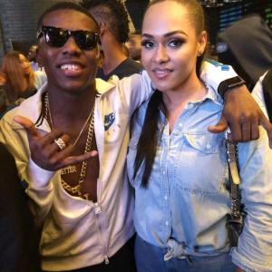 Tania Wizkid Ex girlfriend reveals small Doctor's song Penalty destroyed her destiny