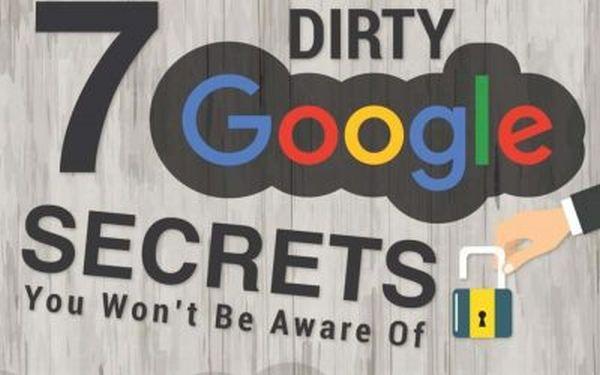 7 Dirty Google Secrets You aren't Aware Of