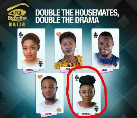 (VIDEO) #BBNaija housemate Khloe twerks for Rico#DoubleWahala
