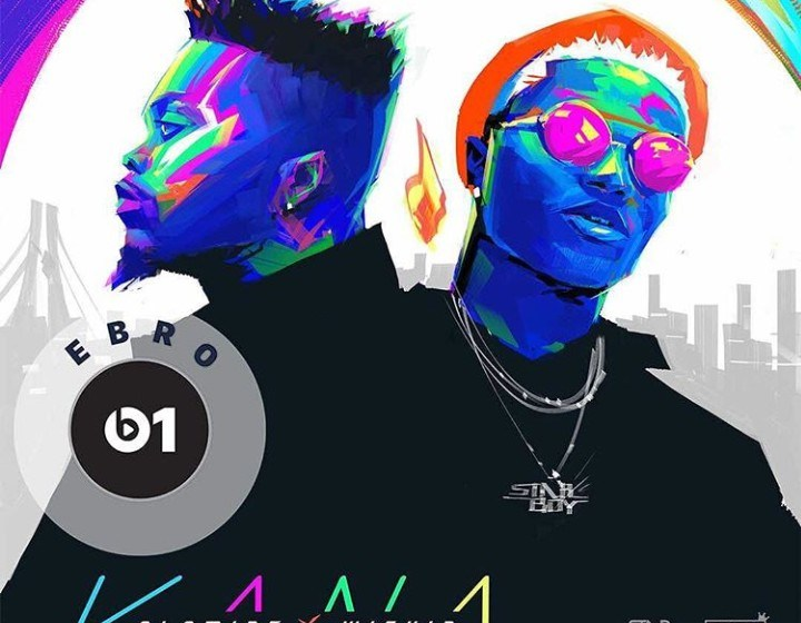 MUSIC : Olamide Ft. Wizkid – Kana