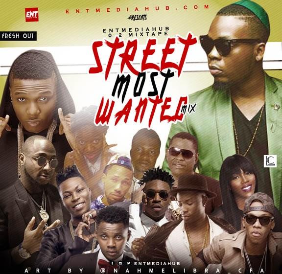 MIXTAPE : Street most wanted Mix