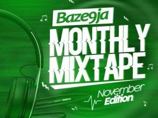 Dj Onito - Baze9ja Monthly Mixtape