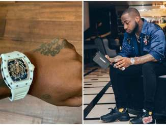 Davido shows off his early birthday gifts [One of it cost N108m]
