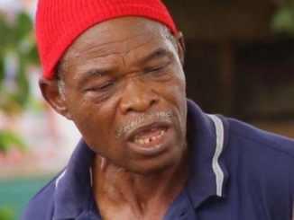 Popular Nollywood actor Ifeanyi Ikenga Gbulie is dead