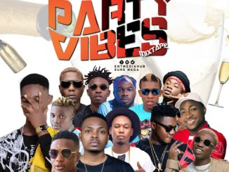 Party Vibes Mixtape - Unlimited Dj Mega