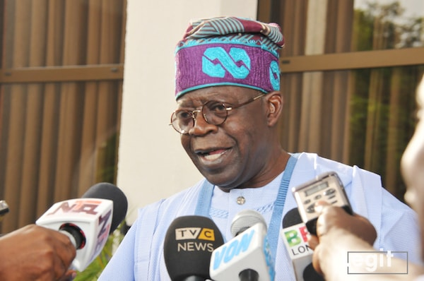 Only God can create the Promised Land Tinubu finally speaks after Buhari's victory