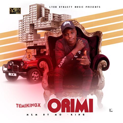 TemiKingx - Orimi