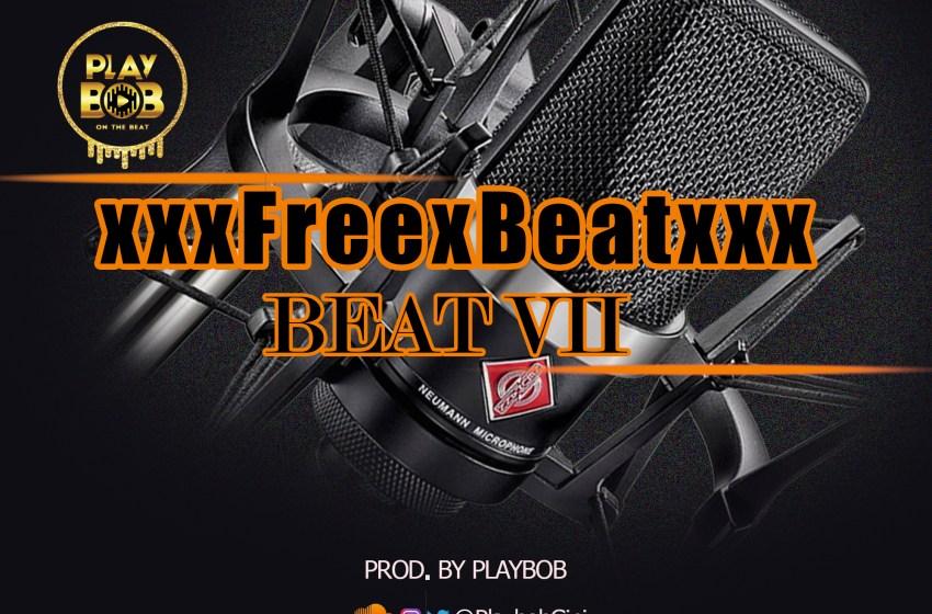 BEAT : FreeBeat VII – PROD. Playbob