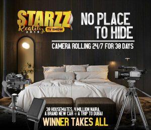 Starzz Reality Tv Housemates 2019