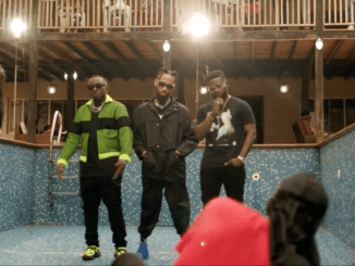 VIDEO : Ice Prince ft Phyno X Falz - Feel Good