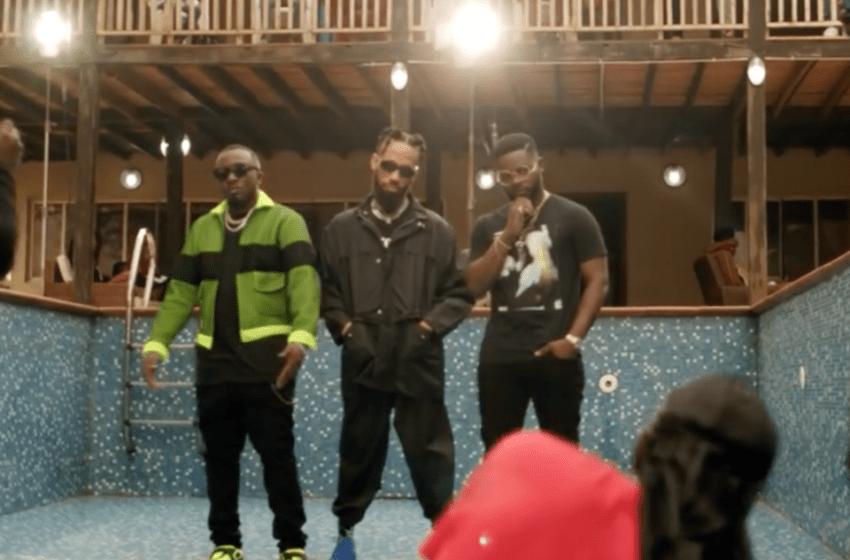 VIDEO : Ice Prince ft Phyno X Falz - Feel Good