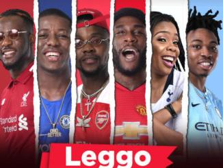 Burna Boy x Kizz Daniel x Mayorkun x Small Doctor - Leggo