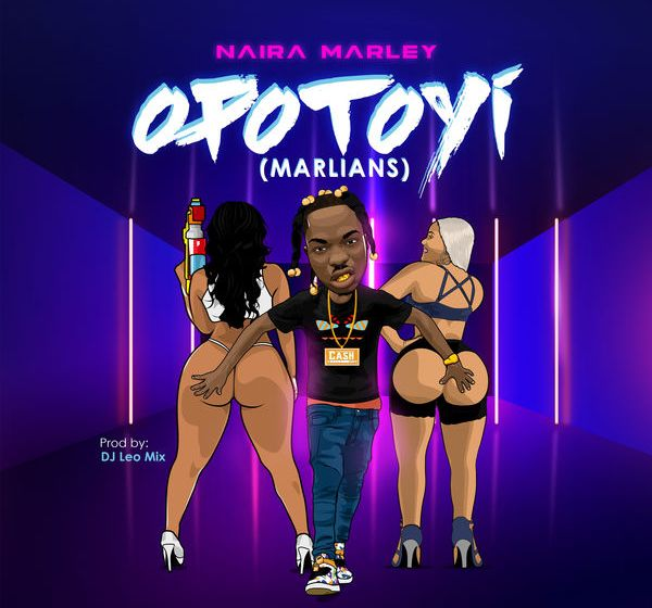 JAM : Naira Marley – Opotoyi (Marlians)