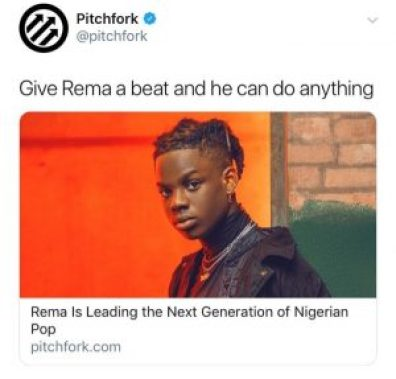 "5  Secrets You Didn't Know About Rema.   Here is a list of 5  Secrets You Didn't Know About Rema, the ""Dumebi"" crooner who's topping all charts in the Nigerian Music scene just weeks after being signed to Mavin Records."