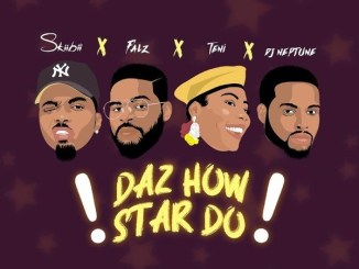 [Instrumental] Skiibii – Daz How Star Do Ft. Falz X Teni X Dj Neptune