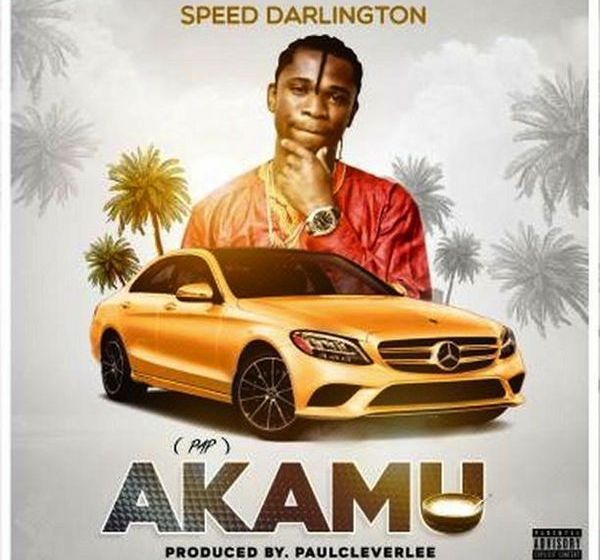 JAM : Speed Darlington – Akamu