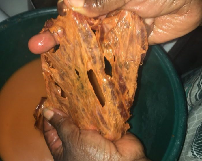 OMG : Kilishi made from Rubber instead of Beef [READ MORE]