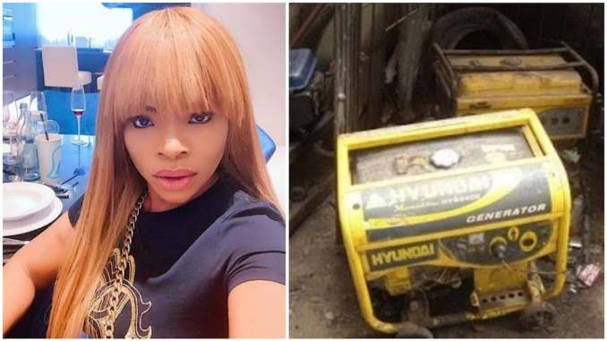 How generator fumes almost killed me - Laura Ikeji