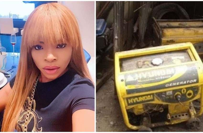 How generator fumes almost killed me – Laura Ikeji