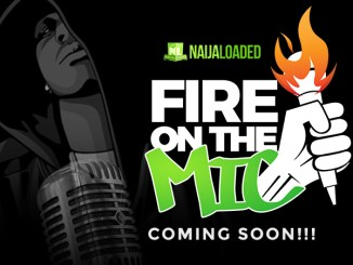 Naijaloaded FIRE ON THE MIC - A Quick Review
