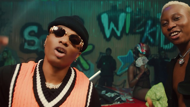 Soft ft. Wizkid – Money Remix