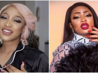 Tonto Dikeh shades ex-friend who received 3 million naira from her ex husbandChurchill