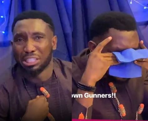 Timi Dakolo leaves home – He has been nowhere to be found for days now