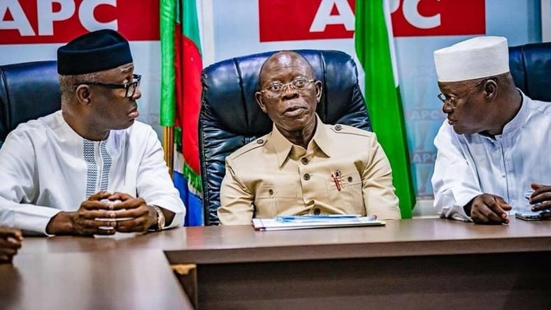 APC will rule Nigeria beyond 2023 – Adams Oshiomhole