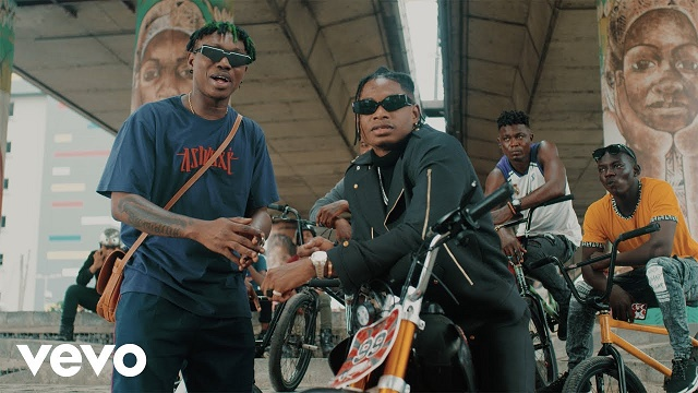 VIDEO : Lil Kesh ft Mayorkun – Nkan Be