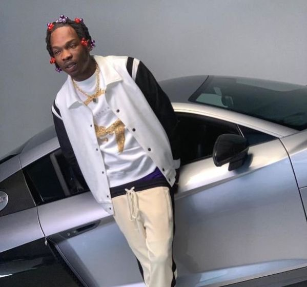 Naira Marley Reveals Awkward Name For His Forthcoming EP