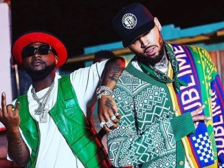 Chris Brown ft Davido – Lower Body