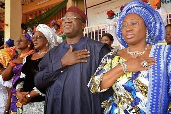 I Was Also S*xually Harassed During My Varsity Days- Gov Fayemi's Wife