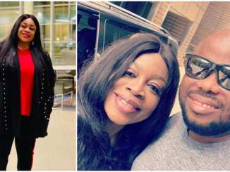 Gospel singer Sinach welcomes first child at age 46 after 5 years of marriage