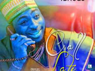 DOWNLOAD : IsReal - Call Lati [MP3]