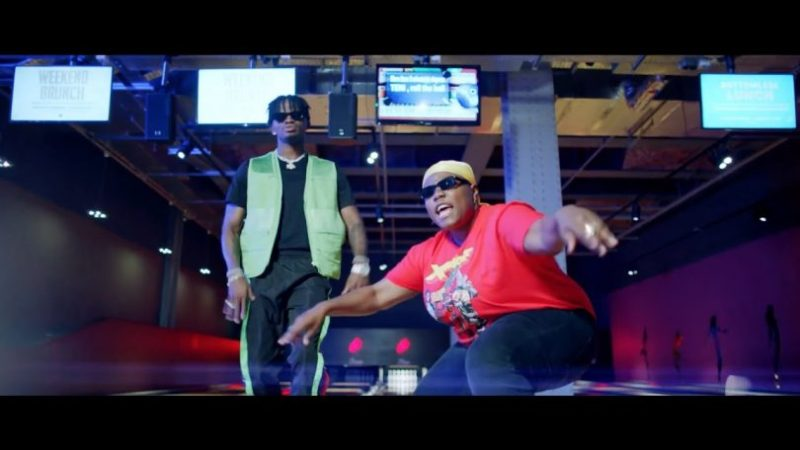[AUDIO+VIDEO] Diamond Platnumz Ft. Teni – Sound