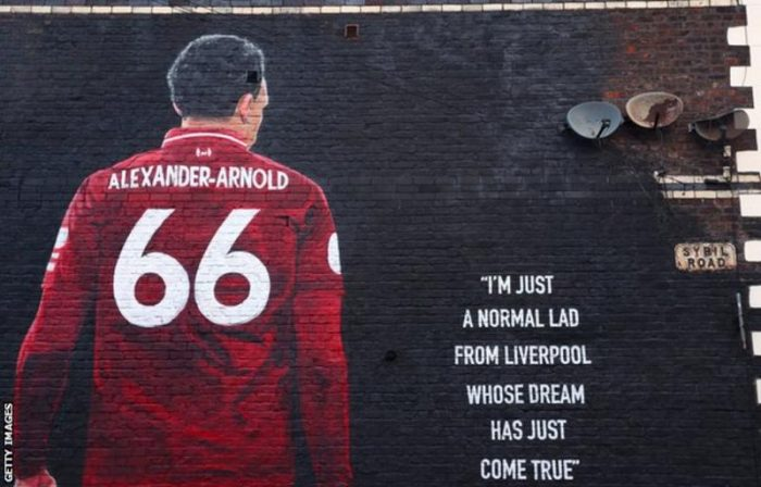 'I Would Love To Be Liverpool's Captain One Day'- Alexander-Arnold