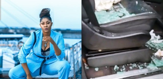 10 Bullets Removed From My Head – 2 Bullets Close To My Eyes Angela Okorie Tells
