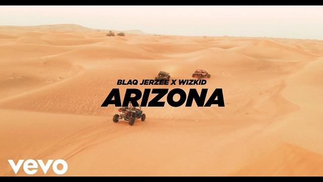 VIDEO :Wizkid X Blaq Jerzee – Arizona